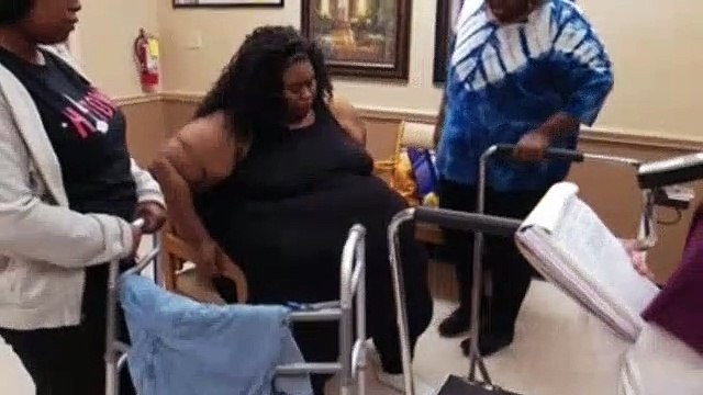 My 600-lb Life S07E01 - Octavia's Story - Part 02
