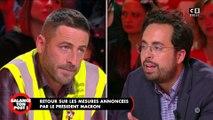 Discours de Macron : Mounir Mahjoubi et des gilets jaunes réagissent à l'allocution