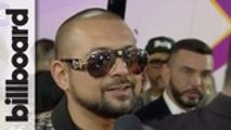 Sean Paul Talks Working With Latin Artists & Teases Future Collaborations | Billboard Latin Music Awards 2019