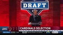 Kyler Murray Goes Number 1 in the 2019 NFL Draft to the Cardinals