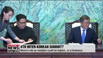 Could 4th inter-Korean summit take place in near future?
