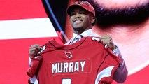 2019 NFL Draft: QB Kyler Murray Goes To Arizona Cardinals