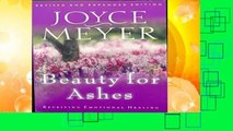 Full version  Beauty for Ashes  Best Sellers Rank : #5