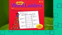 Review  Daily Word Ladders: 80+ Word Study Activities That Target Key Phonics Skills to Boost
