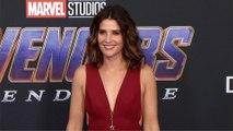 """Cobie Smulders """"Avengers Endgame"""" World Premiere Purple Carpet"""