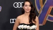 "Emma Fuhrmann ""Avengers Endgame"" World Premiere Purple Carpet"