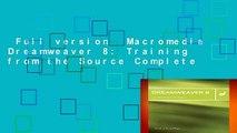 Saiv Macromedia Dreamweaver 8 Free Download Full Version