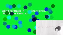 About For Books  Reflections of Christ  Best Sellers Rank : #2