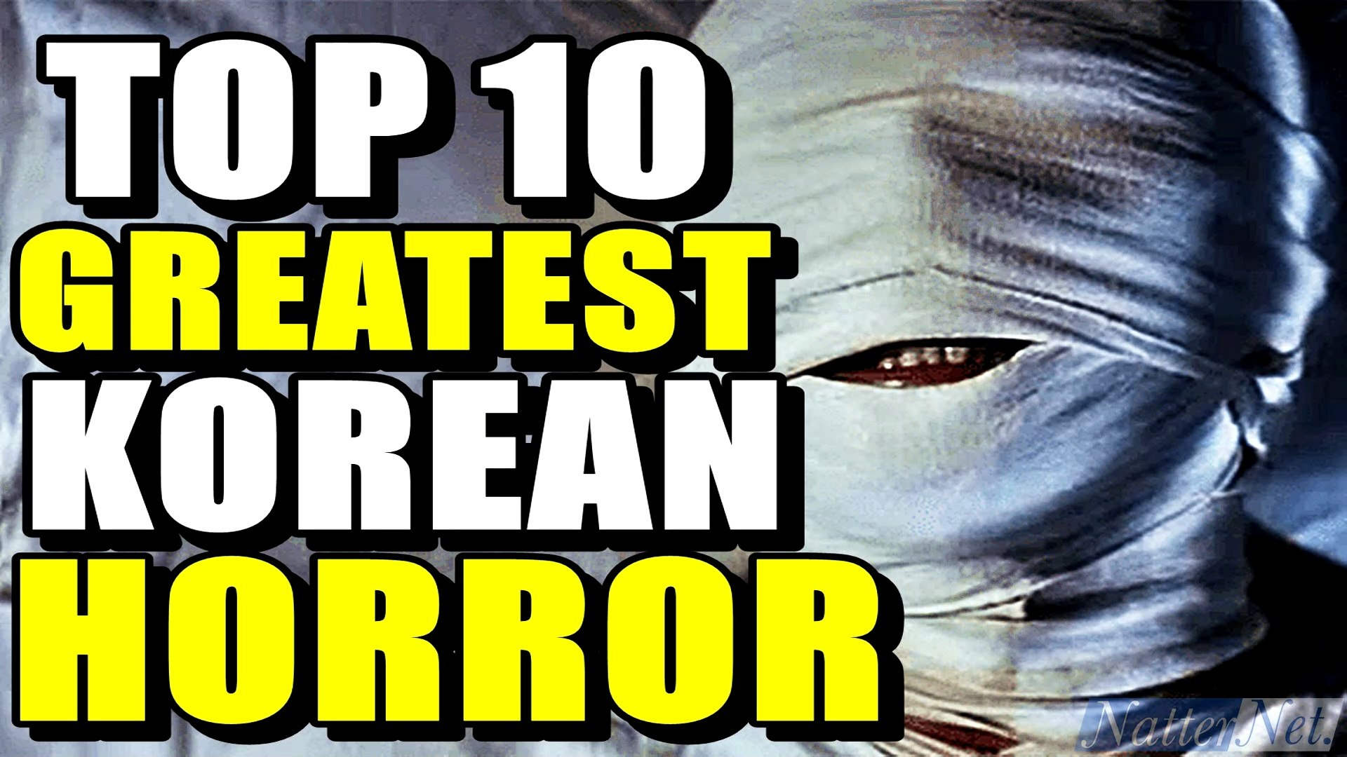 Top 10 Greatest Korean Horror Movies of All Time