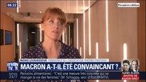 """Après les annonces d'Emmanuel Macron, Ingrid Levavasseur craint que """"les mobilisations perdurent"""""""
