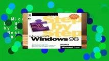 Microsoft Windows 98 Step-by-step (Step by Step (Microsoft))  Best Sellers Rank : #3