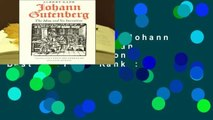 About For Books  Johann Gutenberg: The Man and His Invention  Best Sellers Rank : #1