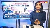 Varanasi Past Election Results, Varanasi Lok Sabha Constituency; PM Narendra Modi