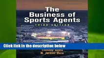 [MOST WISHED]  The Business of Sports Agents by Kenneth L. Shropshire