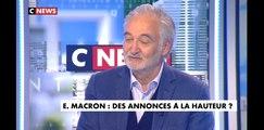 L'interview de Jacques Attali