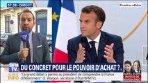 """Pour Sébastien Chenu (RN), Emmanuel Macron a fait """"un bras d'honneur aux gilets jaunes"""""""