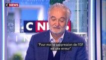 """Jacques Attali au lendemain des annonces d'Emmanuel Macron : """"Pour moi la suppression de l'ISF est une erreur"""""""