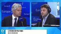 """Laurent Wauquiez sur la conférence de presse de Macron : """"Je ne vois pas où le président veut emmener les Français"""""""