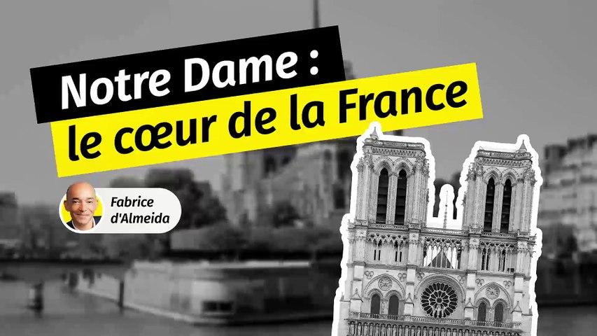 Notre-Dame de Paris : une cathédrale au coeur de la France
