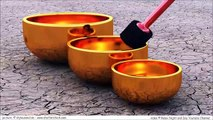 9 HOURS Tibetan Healing Sounds - Singing Bowls - Natural sounds Gold for Meditation & Relaxation