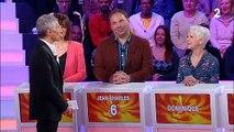 Nagui s'interroge sur France 2 sur l'hygiène de Geneviève de Fontenay