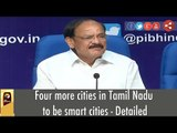 Four more cities in Tamil Nadu to become smart cities