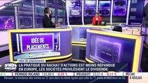 Idées de placements: La pratique du rachat d'actions aux Etats-Unis et en Europe - 26/04
