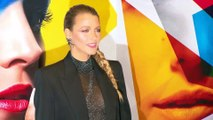 Blake Lively used to lie about what she wore on the red carpet