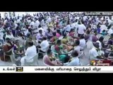 More than 200 couples participate in the function honouring the wife at Pollachi