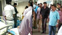 Technician Injured On The Sets Of Vijay's 'Thalapathy 63' || Filmibeat Telugu