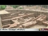 Excavation camp Keeladi, Sivagangai district throwing a lot of light on ancient Tamil Culture