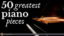 Various Artists - The Best of Piano - 50 Greatest Pieces: Chopin, Debussy, Beethoven, Mozart...