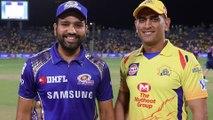 IPL 2019: Chennai vs Mumbai | 44வது லீக் போட்டியில்  சென்னை-மும்பை மோதல்- வீடியோ