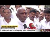 Strict action should be taken against candidates who defy election rules: Pon Radhakrishnan