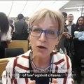 U.N.'s Callamard: 'We must go on offensive' vs EJKs, attacks on free speech