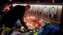A csernobili nukleáris katasztrófa áldozataira emlékeztek Ukrajnában