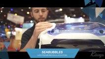 SeaBubbles : le futur de la mobilité