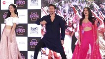Tiger Shroff gets this reaction from his father Jackie Shroff on SOTY 2 Song | FilmiBeat