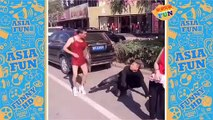 Chinese Funny Videos 2019 Funny Indian Whatsapp Comedy Pranks Compilation Try Not To Laugh P1