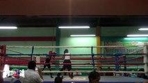 Allan Gonzalez VS Rudy Rojas - Boxeo Amateur - Miercoles de Boxeo