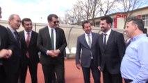 Spor Sağırlar Futbol Süper Ligi Play-Off Müsabakaları Başladı