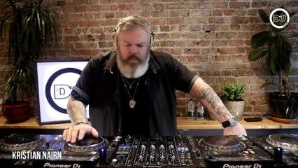 Game Of Thrones star, Hodor AKA Kristian Nairn live from #DJMagHQ