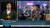 Rusia advierte que EEUU planea introducir grupos armados a Venezuela