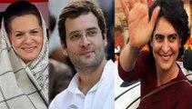 Lok Sabha Election 2019, Varanasi: Gandhi Family Rift, Sonia Gandhi, Rahul Gandhi, Priyanka Gandhi