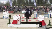 GN2019 | SO_02_Deauville | Pro Elite Grand Prix (1,50 m) Grand Nat | Alexandre DE ROTHSCHILD | QUEELETTA