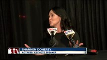 Shannen Doherty speaks at Bakersfield Womens Conference