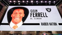 Did the Raiders Reach for Clemson DE Clelin Ferrell at No. 4?