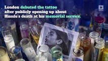 Lauren London Honors Nipsey Hussle With Tattoo