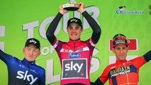 """Tour des Alpes 2019 - Pavel Sivakov et la Sky ont remporté le Tour des Alpes : """"C'est ma première... !"""""""