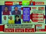 Lok Sabha Elections 2019, NewsX-Neta Poll Survey: BJP vs Congress, PM Narendra Modi vs Rahul Gandhi